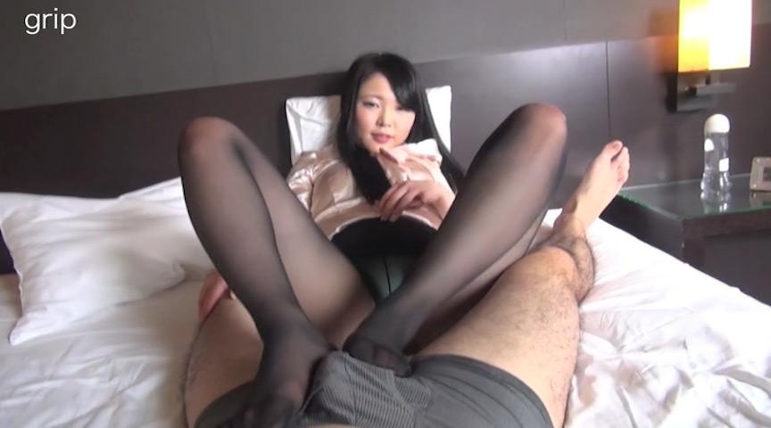 優しい淫語の足責めと顔舐め M男くすぐり美人秘書 川越ゆい の画像15