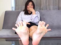 足裏:清純素人女子大生の限りなき足裏フェチチャレンジ魂