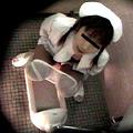 大手大学病院 女子トイレ盗撮オナニー2サムネイル