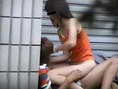 盗撮 闇に潜む罠 素人カップルの秘密の性交