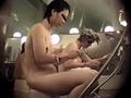 風呂場で身体を洗っている美女達を隠し撮り2
