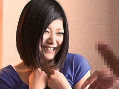 【エロ動画】セレブ奥様は僕のセンズリで発情してメスになる。の人妻・熟女エロ画像