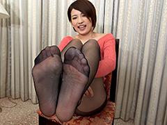 パンスト:美女たちのパンスト美脚に白濁液ドクドク大放出!!