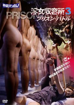 「淫女収容所 3 プリズン・バトル」のパッケージ画像