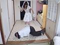 天罰を与えるウエディングドレスの天使と悪魔 9
