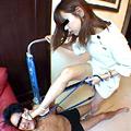 心理カウンセラー女王様のナマ足専用ストレス解消犬サムネイル