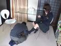教師を紺ハイソで踏んだり蹴ったりする恐怖のドS女性