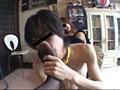 イケメンを犬扱いしニーハイブーツで苦しめる美容師 12