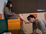 働く女性専用足裏口中洗浄機1 【DUGA】