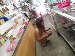 [露出動画]露出セレナーデ12 二階堂ローサ-画像1