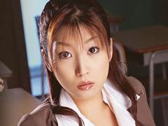 【エロ動画】蹂躙された美肉 〜女教師肉奴隷〜 葉月奈穂のエロ画像