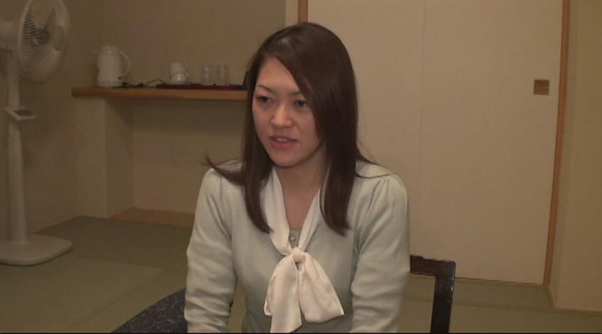 孕みたい女 人妻・理香(仮名)31歳、結婚7年