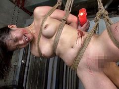 吊るし上げ緊縛拷問絶叫フィスト拳2 神崎美織