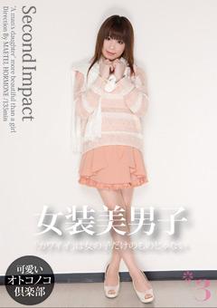 「Second Impact 女装美男子 3」のパッケージ画像