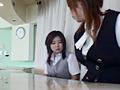 会社説明会の受付嬢をまかされたAV女優が…サムネイル4