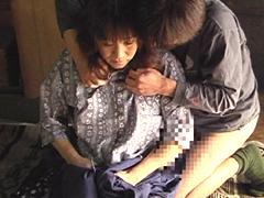 【エロ動画】農家の義母2の人妻・熟女エロ画像