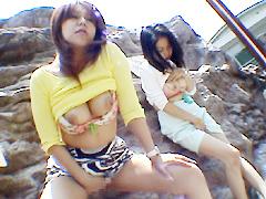 【エロ動画】人妻調教温泉旅行 秩父編のエロ画像