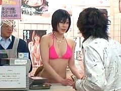 恥さらし登龍門 DVD手売りで負けたらお仕置きだ!