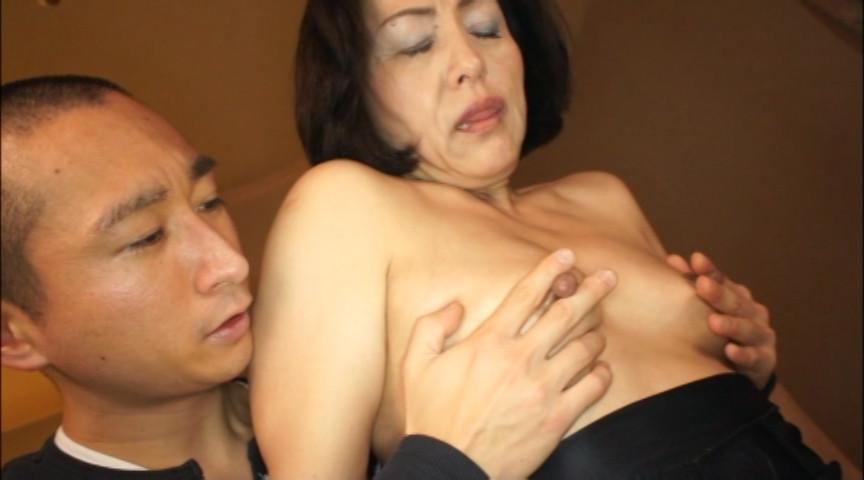 年の差15歳以上の可愛い熟々おばさんをゲット SP2