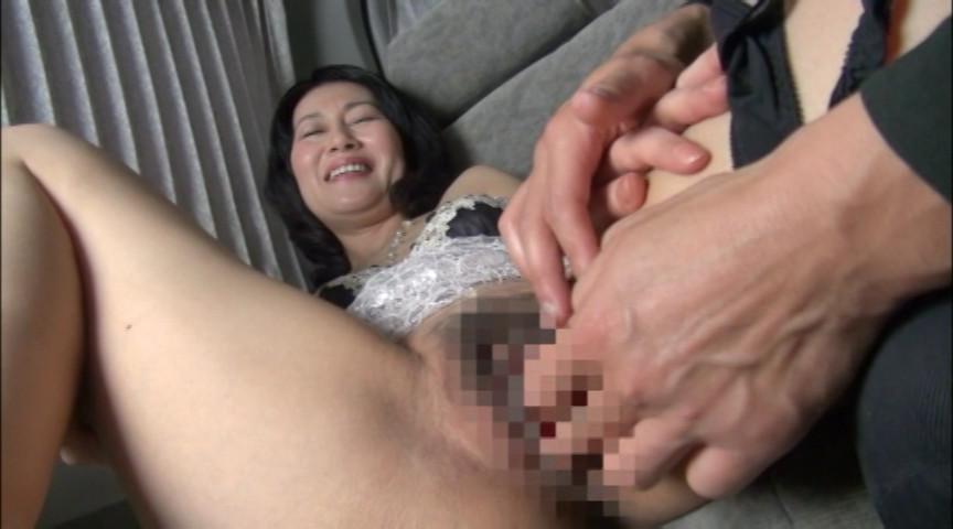 年の差15歳以上の可愛い熟々おばさんをゲット!!9