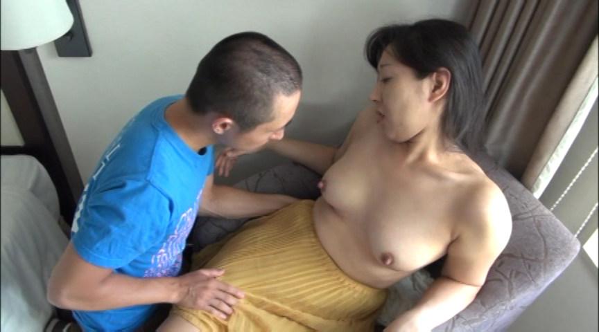 年の差15歳以上の可愛い熟々おばさんをゲット SP3