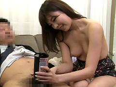 Hな逆ナンお姉さん!AV女優がマジ迫り!!