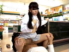 スーパーマーケット店長による少女悪戯わいせつ投稿映像