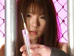 【エロ動画】麻薬捜査官 ヤク漬け膣痙攣 早乙女ルイのエロ画像