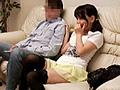 近親相姦!! 父親が年頃の娘と2人っきりでAV鑑賞