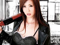 【エロ動画】麻薬捜査官 ヤク漬け膣痙攣 雨宮琴音のエロ画像