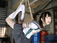 【エロ動画】緊縛×美少女×孕ませ調教 裕木まゆ - 極上SM動画エロス