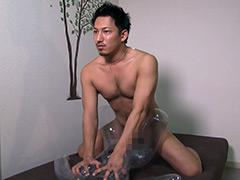【bl】プレミアム第一弾・オラオラ系色黒兄貴の妄想一人エッチ