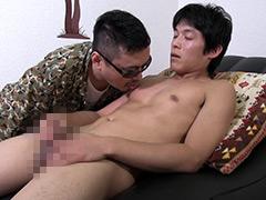 【nonnke】現役ノンケAV男優シリーズ-Episode1(男優歴1年)