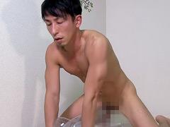 【イケメン ゲイ動画 ノンケ】現役ノンケAV男優シリーズ Episode8(男優歴四年)