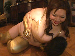 【エロ動画】ボクのグラマラス・ハニー 真穂のエロ画像