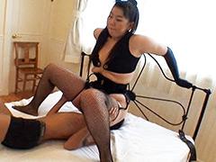 【エロ動画】ジャイアント淫女 メガヒップ・アキラの淫乱な痴女エロ画像