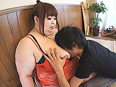 ぽっちゃり:168kg爆体ボディの家政婦さん SACHIKO