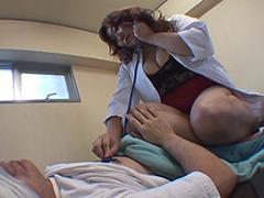 ぽっちゃり:エロすぎる満熟看護士 マダム桂子