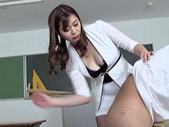 フェチ:妄想女教師お仕置き女肉汁 葵百合香