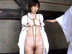 【エロ動画】熟女折檻寺 一 - 極上SM動画エロス