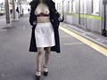 [露出動画]M女露出中毒 PART01-画像3