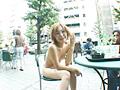 名古屋の大通りでオナニーや青姦する野外露出動画