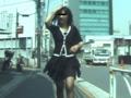 女の子のスカートの中身盗撮パンティー!!