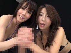 篠田あゆみ:驚きのトリプル快楽パニック 淫語×寸止め×男の潮吹き