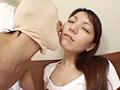 顔を舐める 6