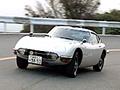 日本初の6気筒DOHCスポーツ・エンジン、完全2座