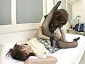 女子校生黒タイツレズ1 6