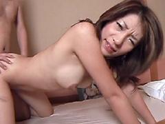 【エロ動画】若妻羞恥旅行 中田莉緒のエロ画像