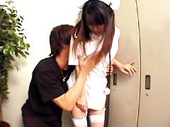 【エロ動画】NURSE SEX 堤さやかのエロ画像