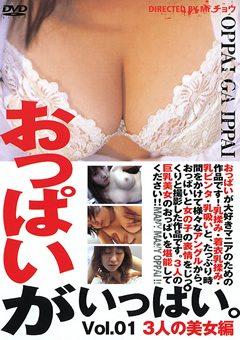 おっぱいがいっぱい。 Vol.01 3人の美女編